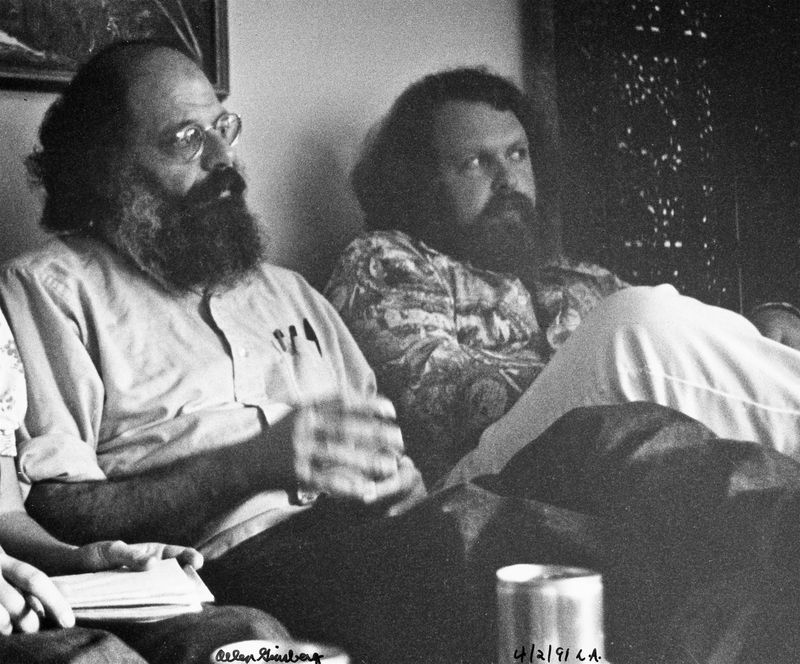 Ginsberg, Allen with FB_