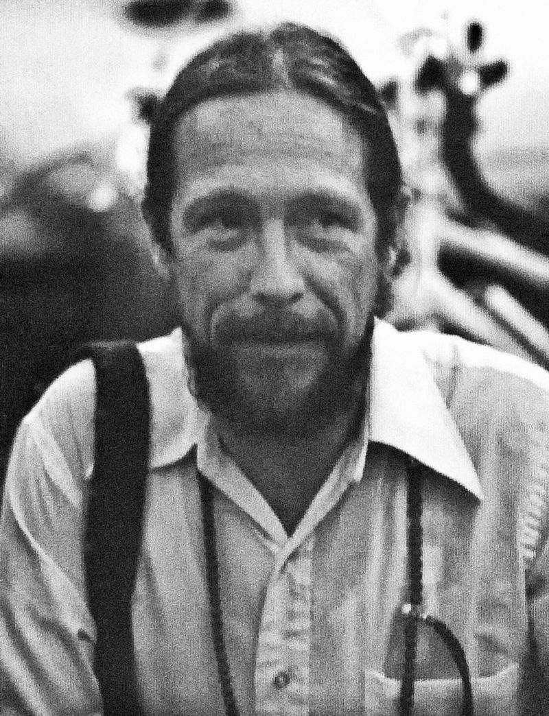 Gary Snyder famous poems