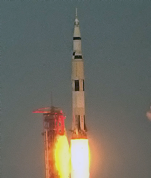 Apollo11 Liftoff