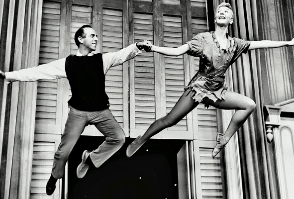 Jerome Robbins Peter Pan copy