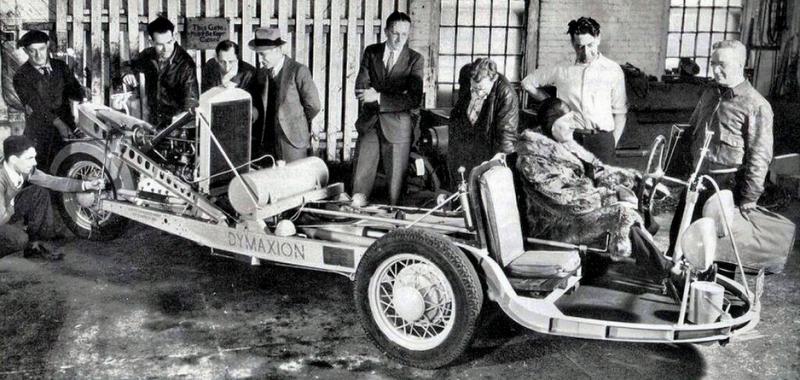 Dymaxion Chassis