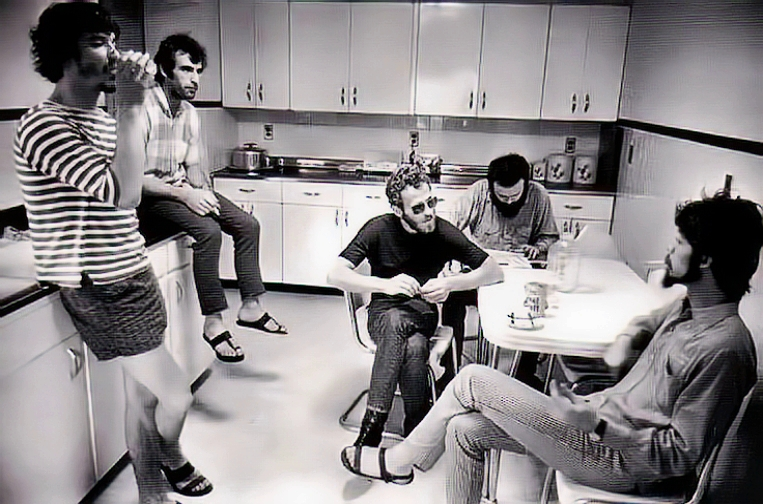 Richard Manuel-Band in the Kitchen
