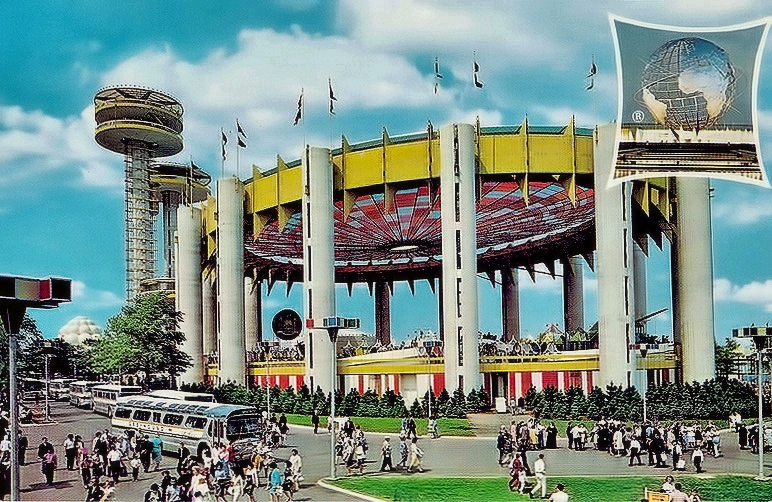 1964 Worlds Fair Pavilion