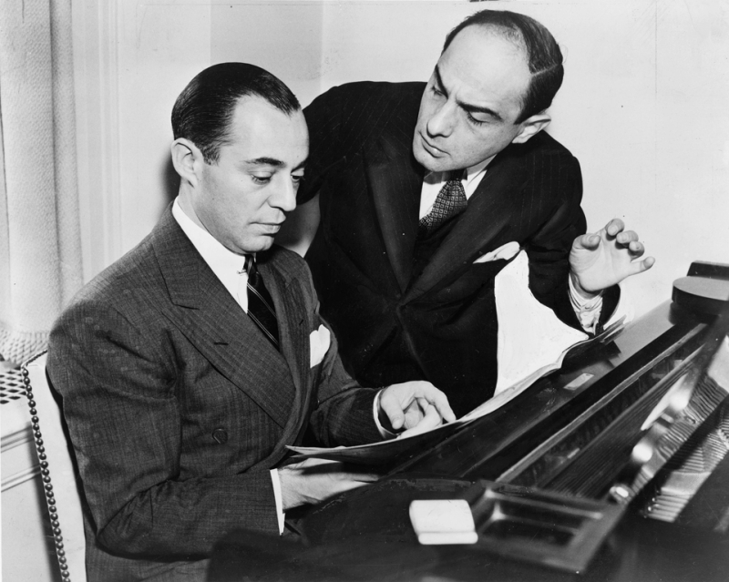 Lorenz Hart-Rodgers and Hart