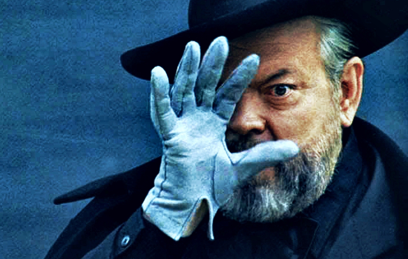 Orson Welles-F for Fake