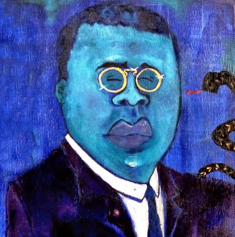 Blind Lemon Jefferson, the Texas born blues singer and guitarist, was born  127 years ago today - Frank Beacham's Journal