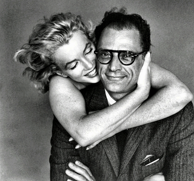 Cover-Arthur Miller and Marilyn