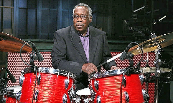 Funky Drummer-Clyde Stubblefield