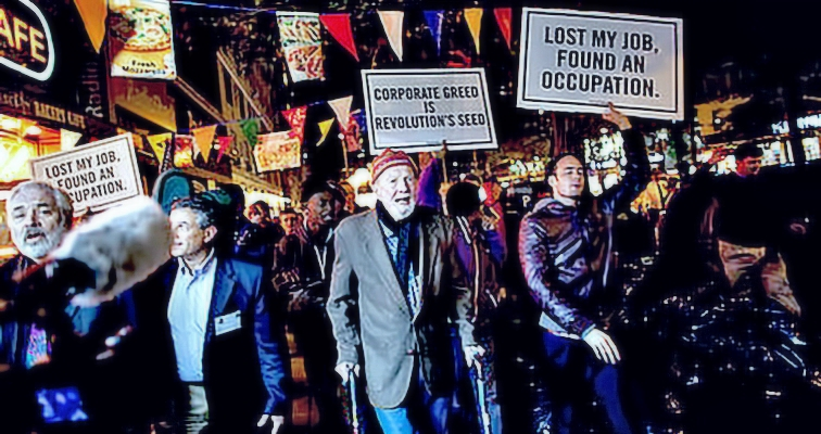 Occupy Wall Street-Pete Seeger