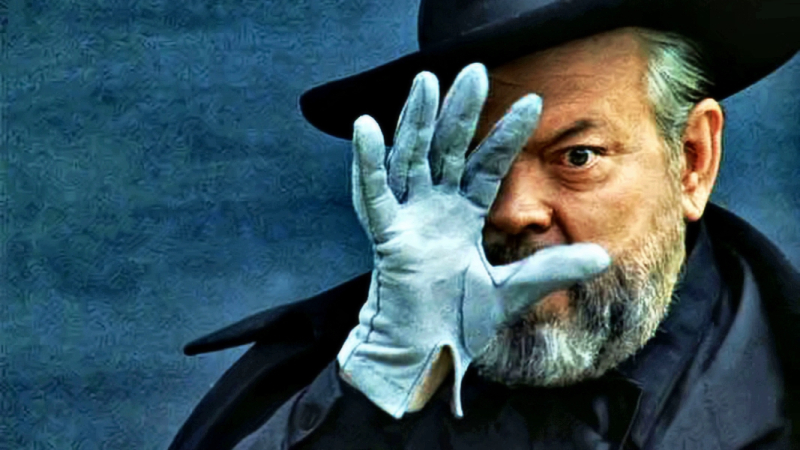 F for Fake-Orson Welles