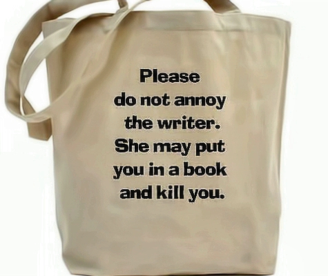 Don t Annoy the Writer