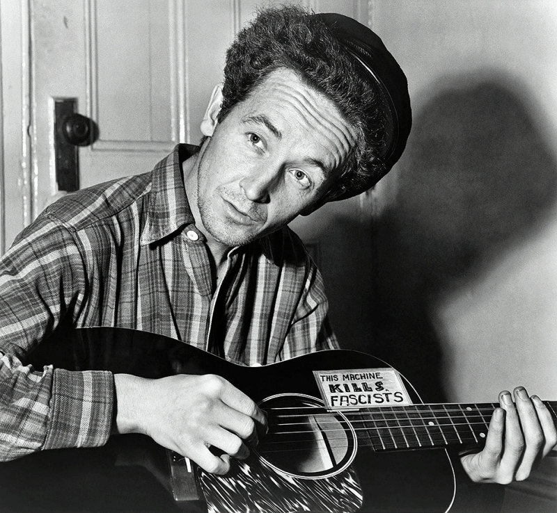This Land is Your Land-Woody Guthrie