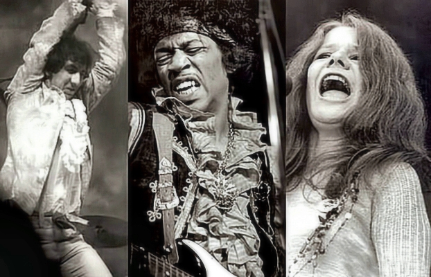 Frank Beacham's Journal: Held over three days during the height of the  Summer of Love, the Monterey Pop Festival came to a close on this day in  1967 — 54 years ago