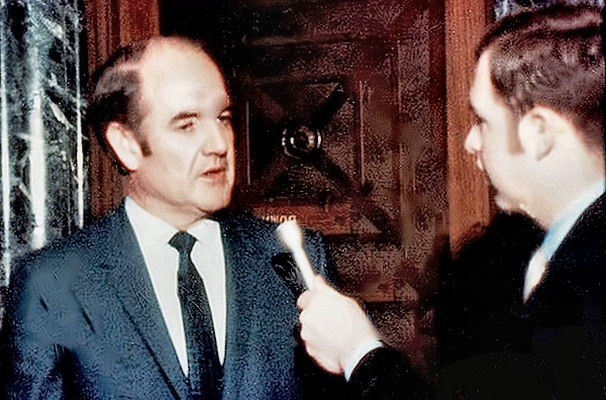 George McGovern-Remembering.