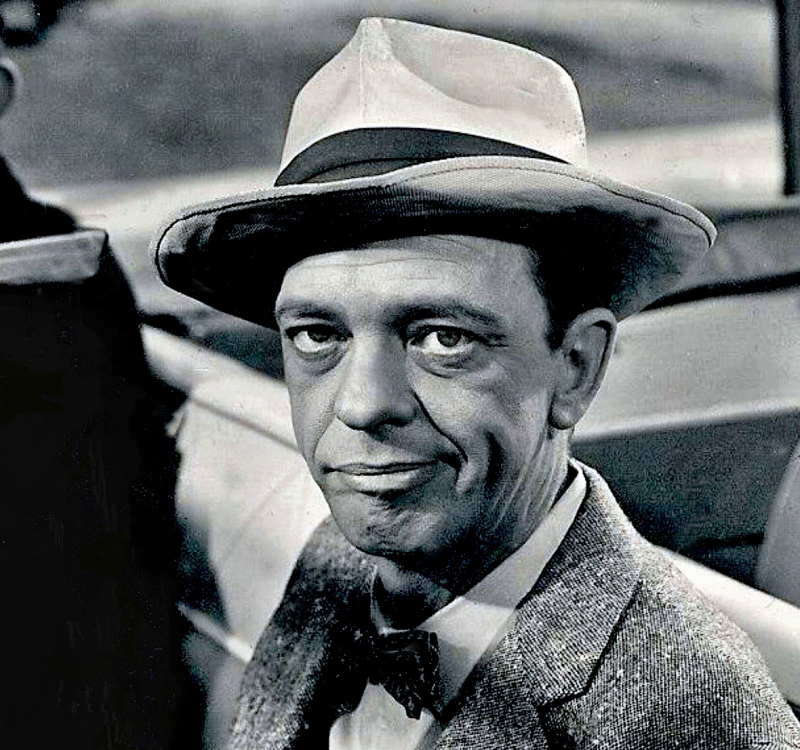 Cover-Don Knotts