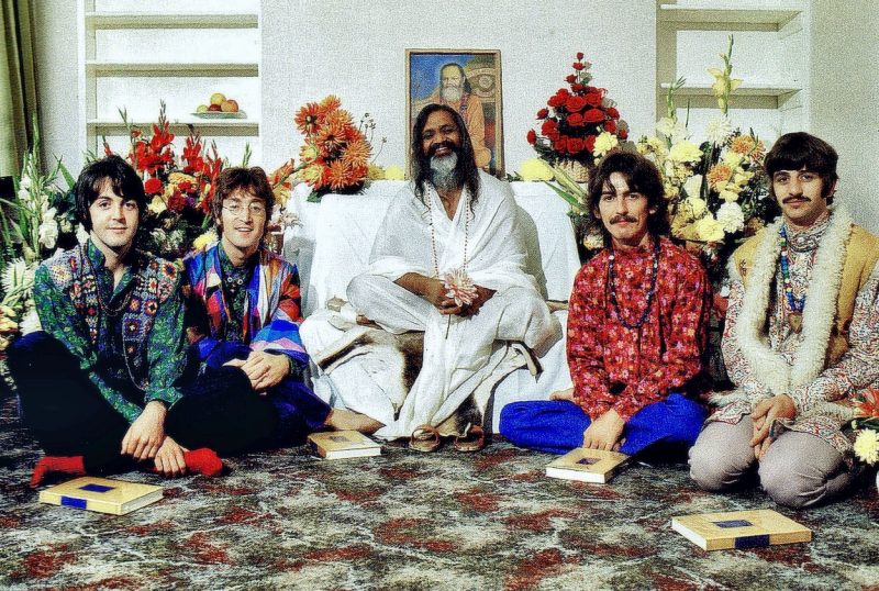Cover-Beatles Meditate