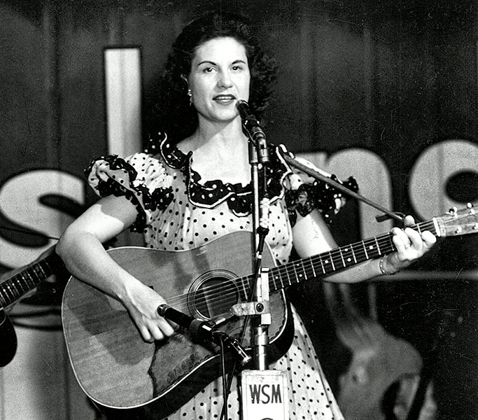 Kitty Wells-Personal